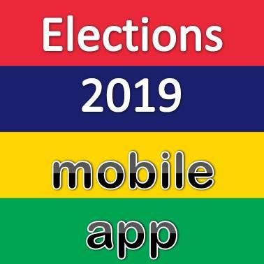 Elections 2019 Mauritius App
